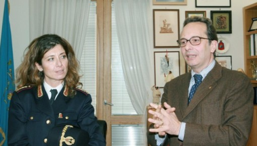 Caserta-Antonella Vertucci nuovo comandante scuola di Polizia di ...