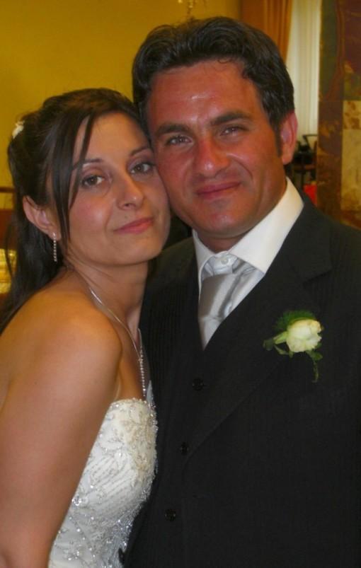 Anna e Franco Sposi