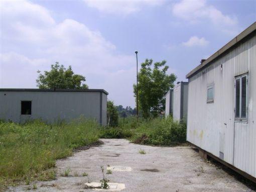la baraccopoli