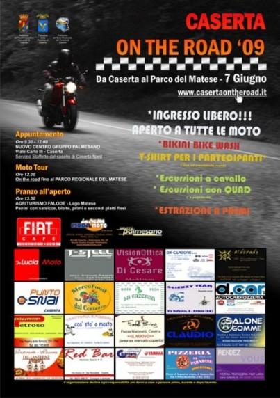 Caserta on The Road - CONTRO 2009