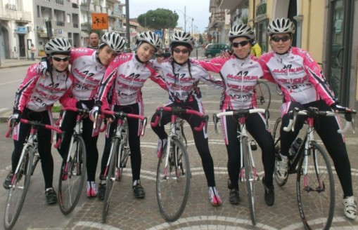 Tranchese Cycling 2009[1]