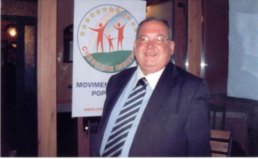 Renato Sparacino sindaco di Scapoli