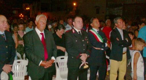 Autorita civili e militari alla Messa Solenne Fes