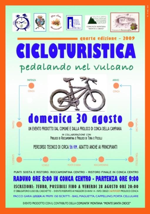 ciclotour 09 locandina