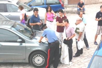 Comitato Due Sicilie fermato dai carabinieri a Pontelandolfo