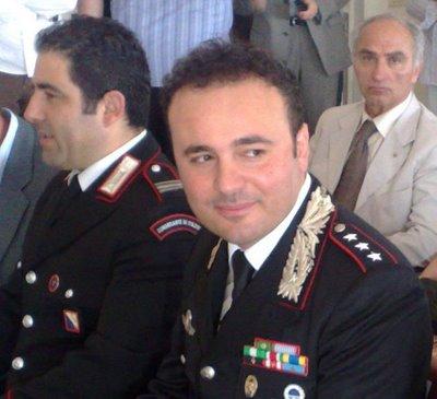 maresciallo Aceto e capitano c Vitiello