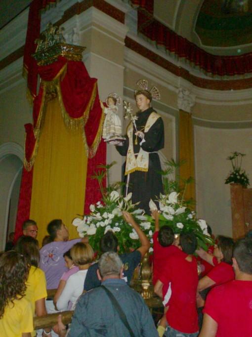 Sant'Antonio di Padova Processione FestBrusciano