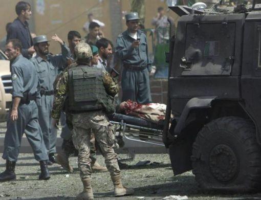 Attentato a Kabul 2