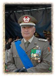 Generale Attilio Claudio BORRECA