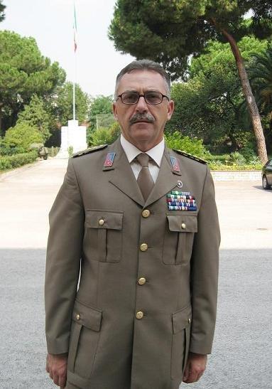 Colonnello Alessandro DI GIACOMO2