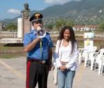 Maresciallo Aceto e AgneseGinocchio