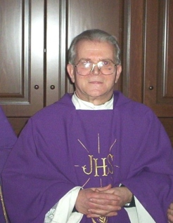 don Pasquale Scalera, parroco di San Marco Evangelista