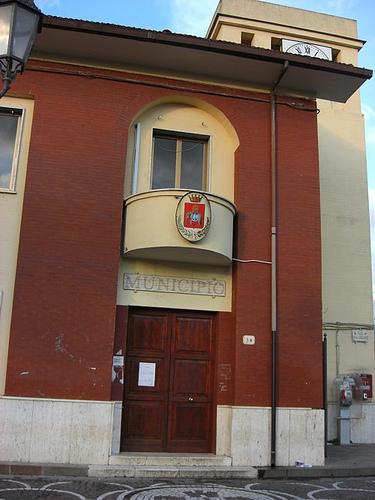 facciata comune alife