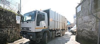 Piedimonte Matese(Ce)- Emergenza rifiuti. Mancata raccolta rifiuti per strada per mancanza di fondi. Il Consorzio Unico di Bacino va in Tilt