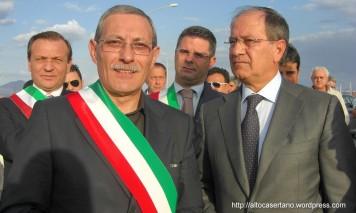 Sindaco Cimmino e presidente Zinzi