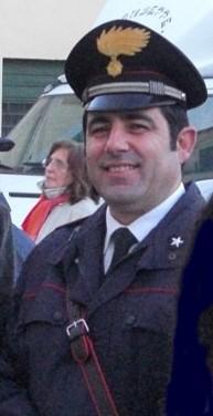 Maresciallo Carabinieri Giovanni Aceto