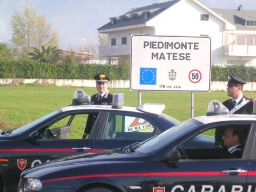 carabinieri_Foto CC Piedimonte