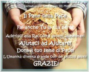 pane della pace