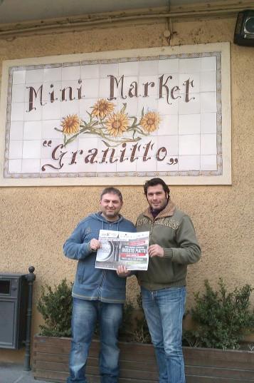 granitto 2 mini market