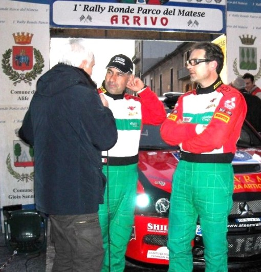 rally ronde
