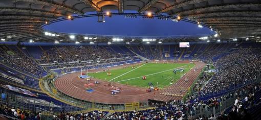 Lo-stadio-Olimpico-per-il-Golden-Gala
