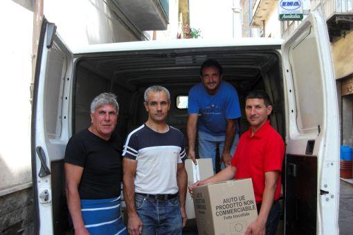 Gruppo volontari alife 4