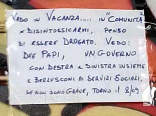 Fotonotizia Chiuso Per Ferie Alto Casertano Matesino D Blog