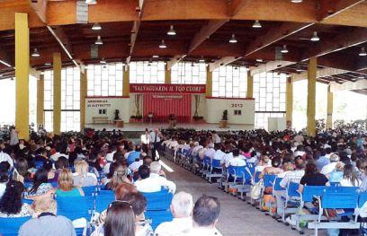 Sala Assemblle di Forchia