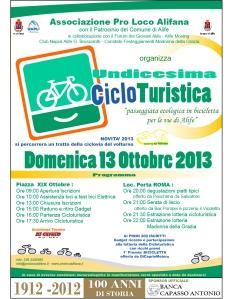 manifesto ciclo 2013