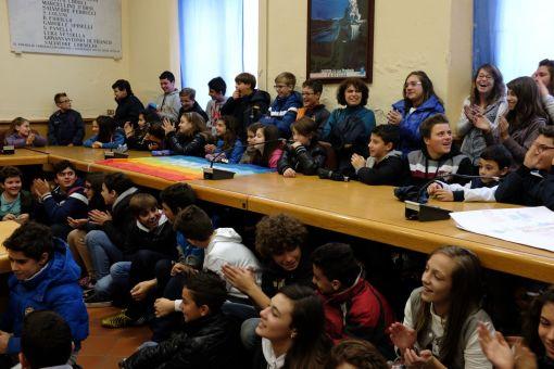 alunni istituto comprensivo alife marcia pace