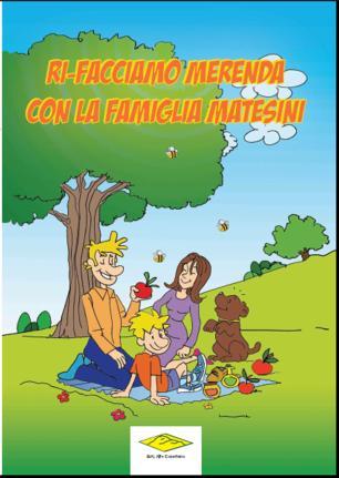 famiglia_matesini, protagonisti fumetto