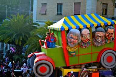 Carnevale-politici