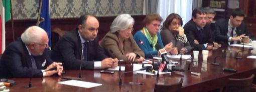 Commissione Speciale Antimafia a Napoli