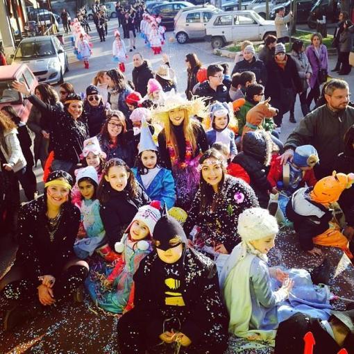 Corte del Re Carnevale 2