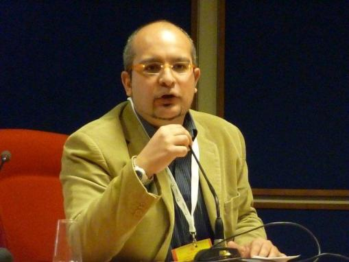 Giuseppe Orefice, foto Monica