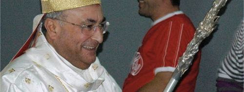 vescovo d'alise