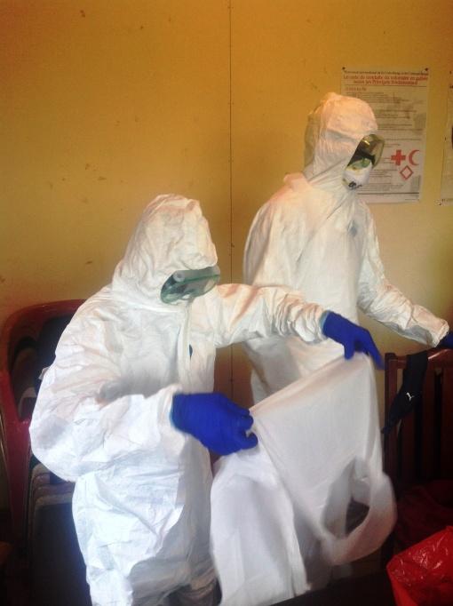 ebola allerta
