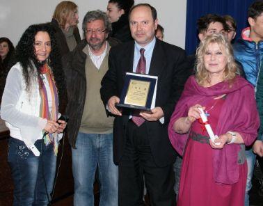 Paolo Mesolella, Agnese Ginocchio Carlo e Procaccini