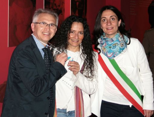 Agnese 2Croce Pace Del Monaco