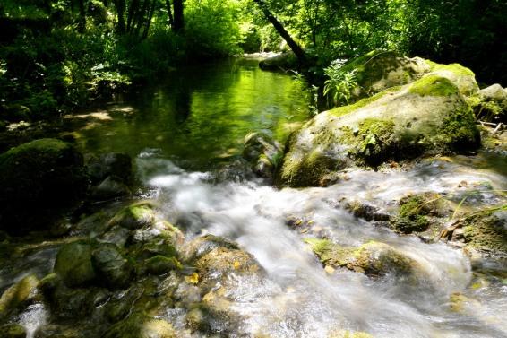 torrente presso Vallata