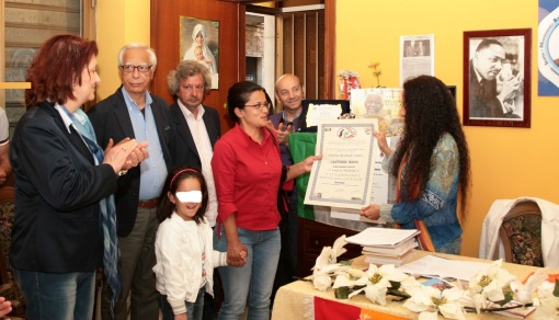 Cittadinanza onoraria pace2 giornale
