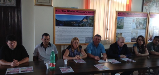 conferenza stampa di presentazione 17esima sagra antichi sapori gioia sannitica