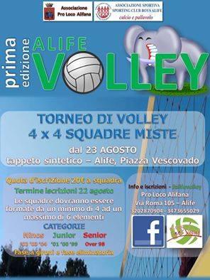 volley alife