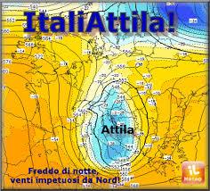 attila italia