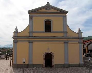 dragoni chiesa parrocchiale