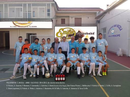 Squadra 2014-15