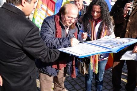 firma patto di pace