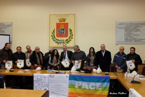 foto gruppo finale conferenza no biogas