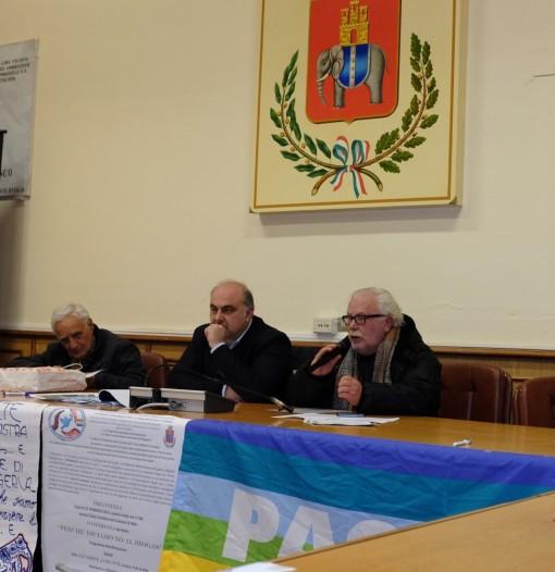 Lino Martone Biogas Alife conferenza