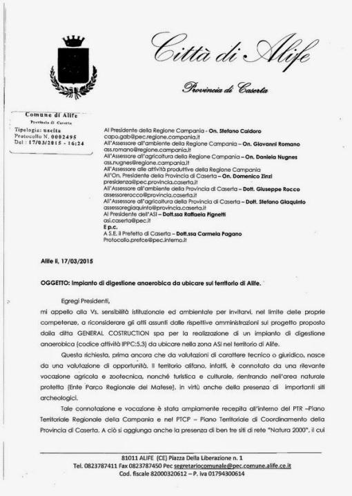 alife nota sindaco biodigestore 001